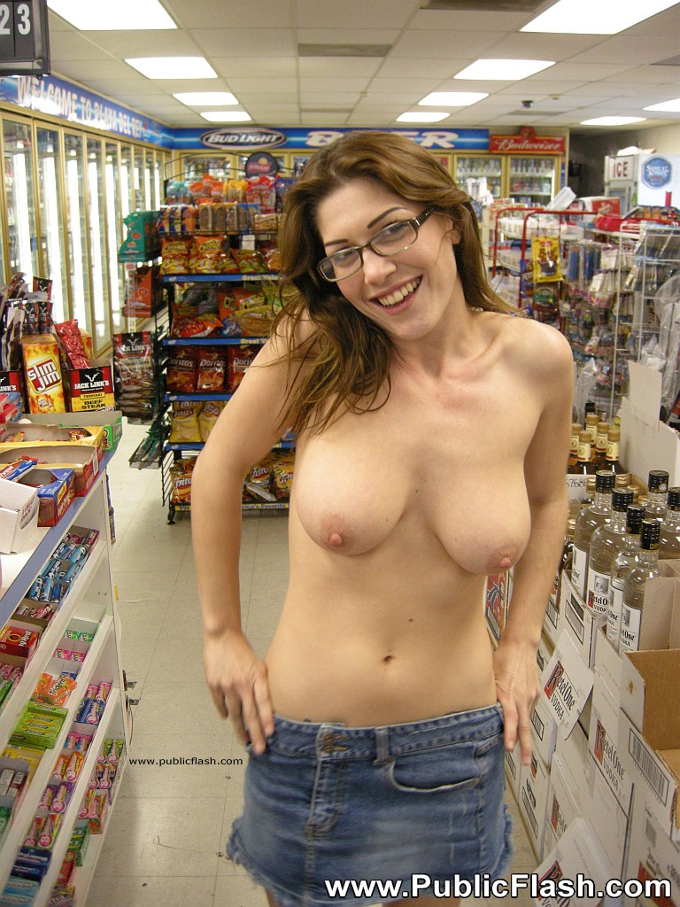 Naked In A Public Place 75